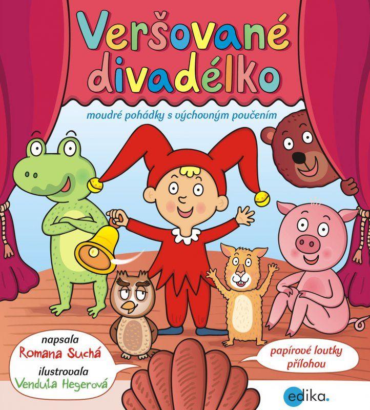 Veršované divadélko | Knihy.cpress.cz