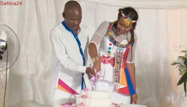 OPW wedding hack: Twerking gogos & tents for uninvited guests