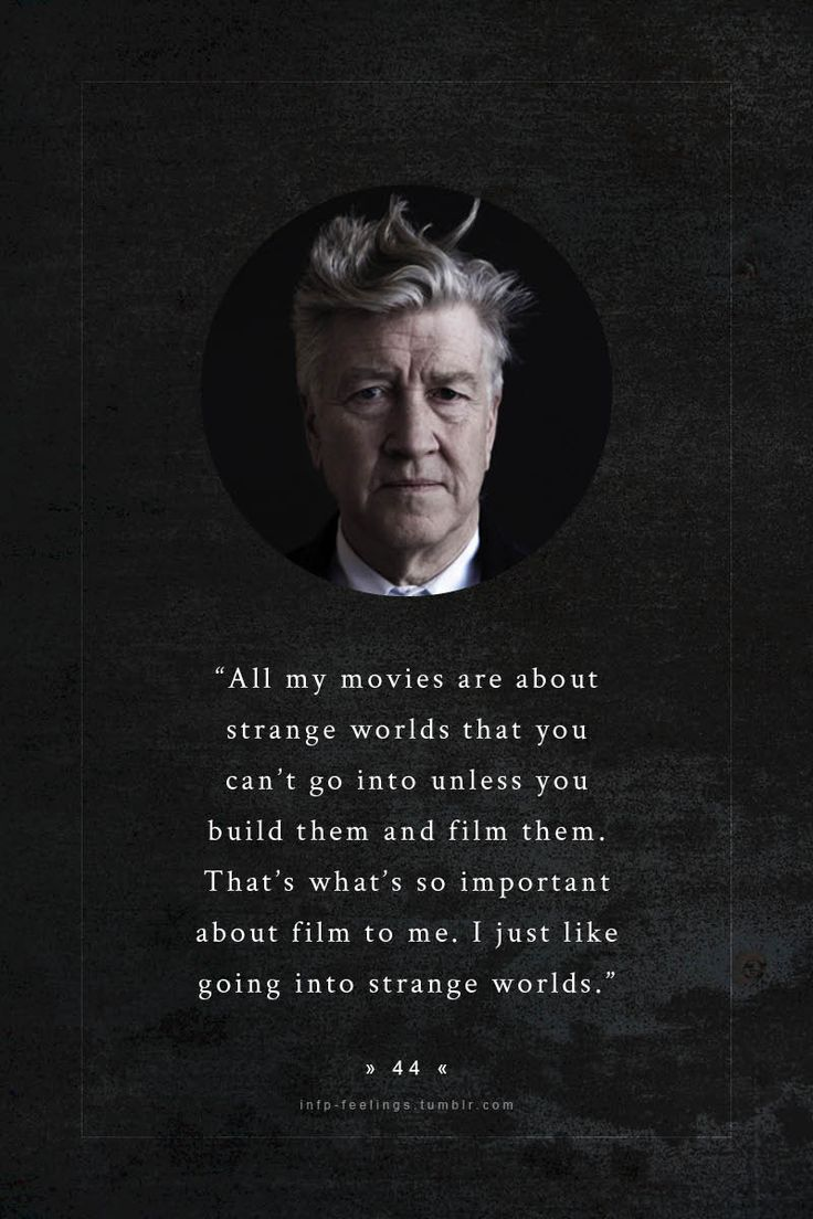 Quote - David Lynch- Finnish