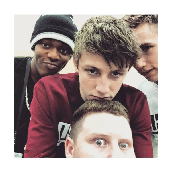 sidemen Tumblr found on Polyvore