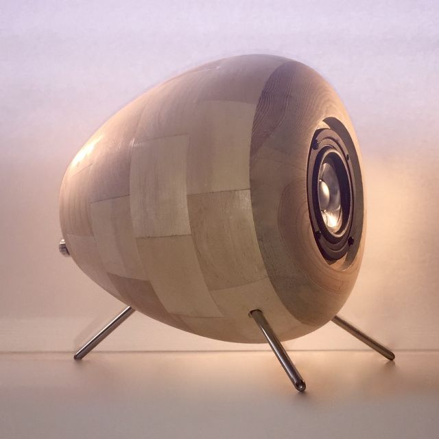 GLOW AUDIO offers these amazing DIY speakers. Kit includes all parts and hardware, including the patented Voice One faceted enclosure made of recycled wood, and featuring the amazing Fountek FE-85 full range driver. Under $300 a pair.   http://www.glow-audio.com/glowkit.html  diy speakers loudspeakers
