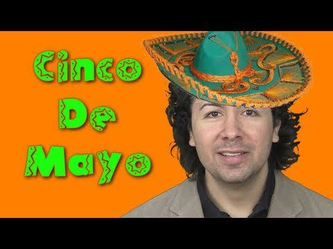 Happy Cinco De Mayo! Learn & Celebrate Mexican History!