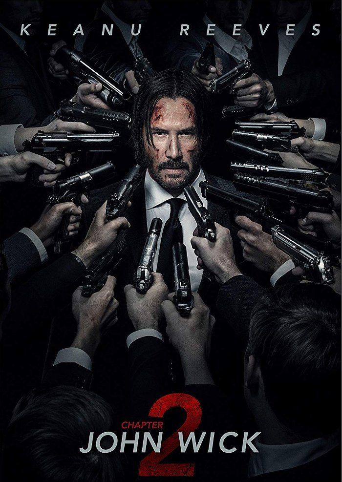 New John Wick 3 Logo Revealed In 2019 Movies I Ve Watched John