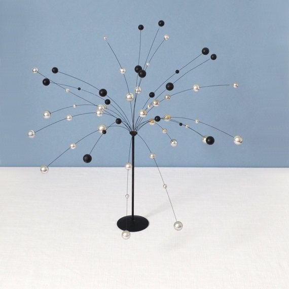 Vintage Laurids Lonborg Kinetic Tree Sculpture - Tivoli
