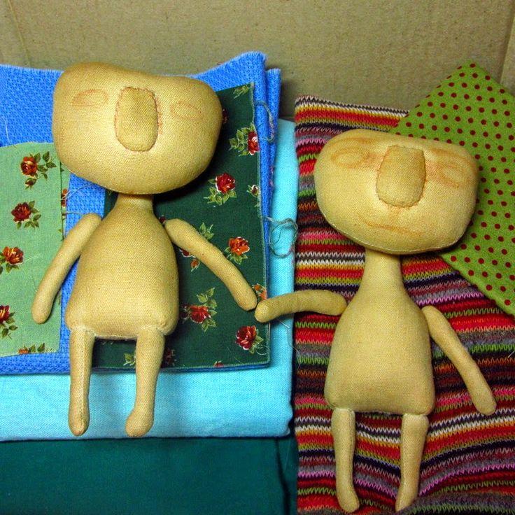 Человебрики : doll