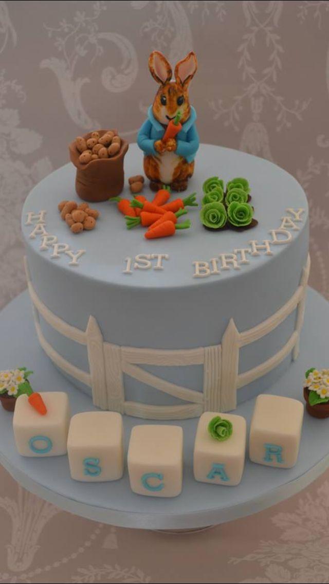 Images For Rabbit Cakes : 17 Best images about Peter Rabbit (Beatrix Potter) on ...
