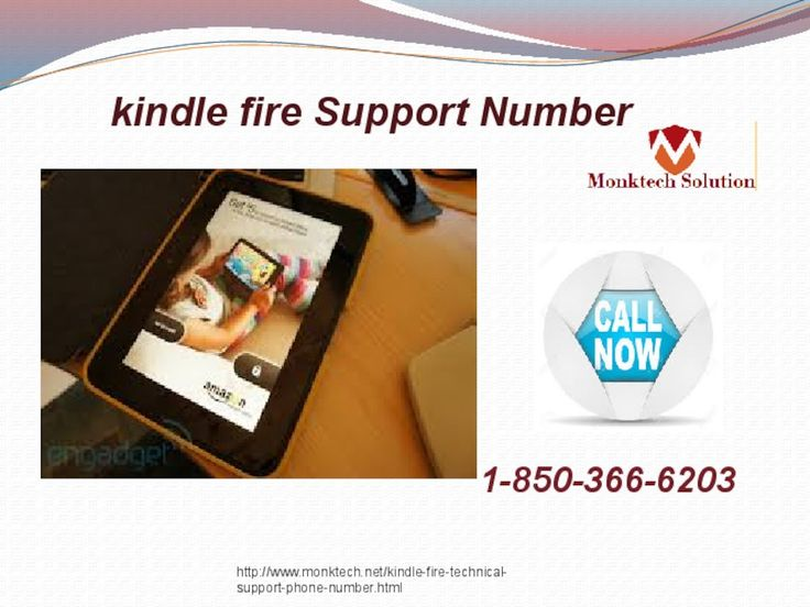 http://www.slideboom.com/presentations/1747924/Why-are-people-hankering-for-Amazon-Tech-Support-for-Kindle%3F-%401-850-366-6203 Why are people hankering for Amazon Tech Support for Kindle? @1-850-366-6203 There are several reasons that result for hankering the Amazon Tech Support for Kindle, some of them are given below: •	Kindle fire live support. • Round the clock assistance. •	Free Kindle fire services. •	Limitless Kindle fire services Therefore, place a tickle at number 1-850-366-6203…