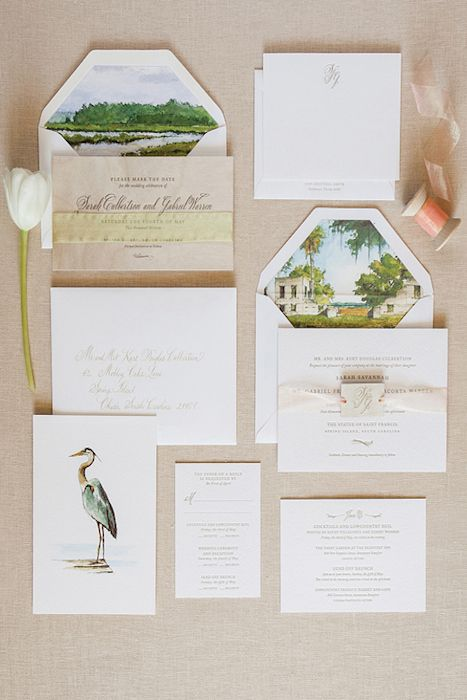 10 Envelope Liner Ideas For Your Wedding Invitations