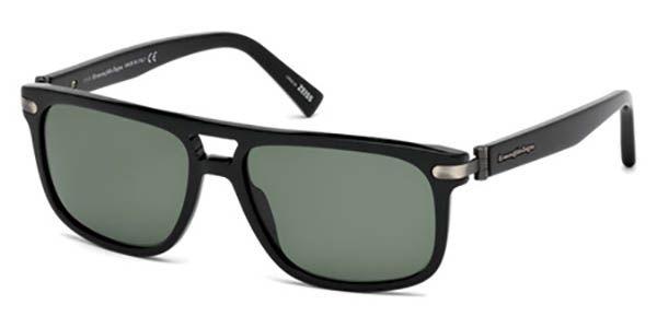 Óculos de Sol Ermenegildo Zegna EZ0042 Polarizado 01R