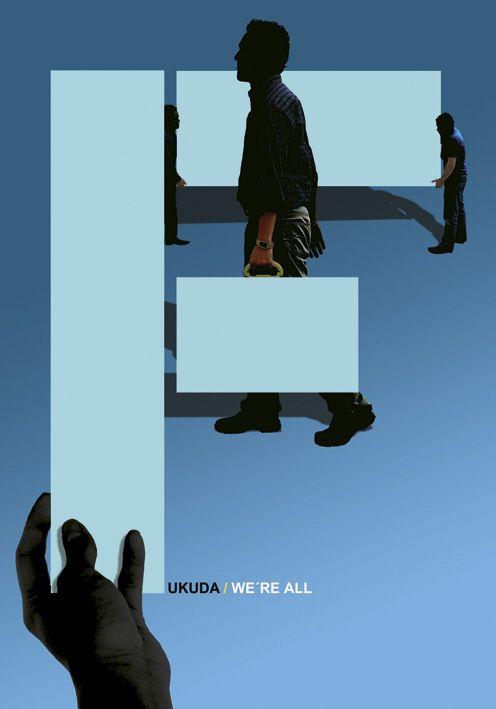 Paco Gálvez // Homage to Shigeo Fukuda // BICeBé 2009