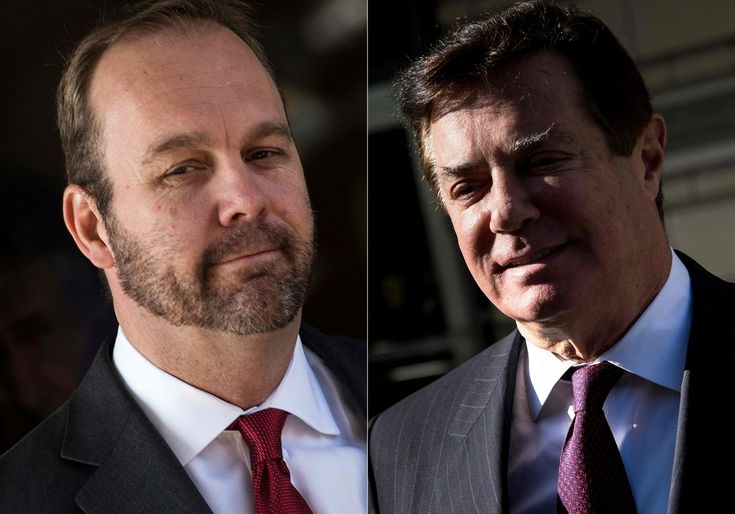 Is there ANYONE around Dump that's NOT corrupt / a criminal??Before they joined the Trump campaign, Paul Manafort and Rick Gates made millions from foreign dictators. Now they're accused of fraud.