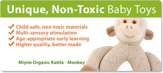 Natural Baby Toys, Unique Baby Toys 6 Months, Non-Toxic Baby, Infant & Newborn Toys, Toys for Babies