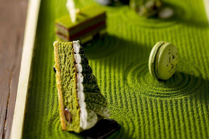 ホテルニューオータニ大阪、秋のスイーツビュッフェ開催 - 栗や抹茶などの和スイーツが食べ放題