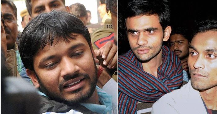 JNU students Kanhaiya Kumar, Umar Khalid ask Delhi Police for security - Daily World News Online - Latest News, Breaking News for Online News Readers