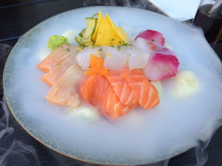 Sushi på Råkultur