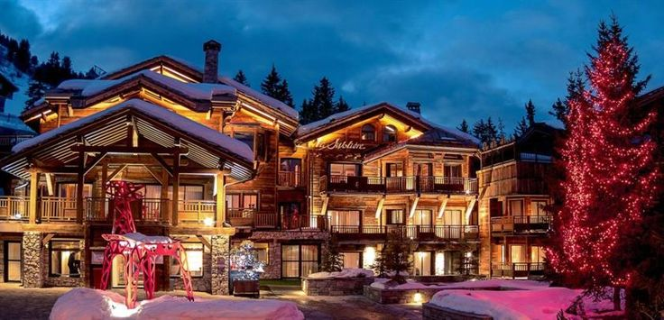 Hotel La Sivolière se prepara para próxima temporada de esqui :: Jacytan Melo Passagens