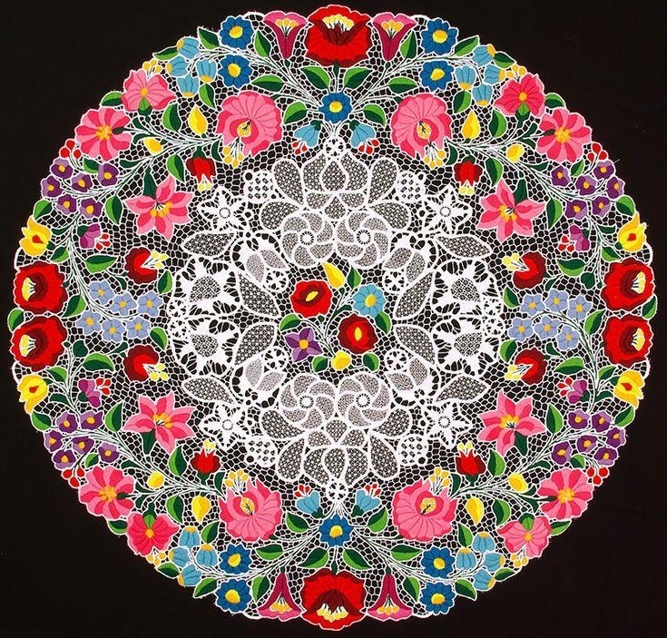 folk art artes populares volkskunst népművészet kalocsa