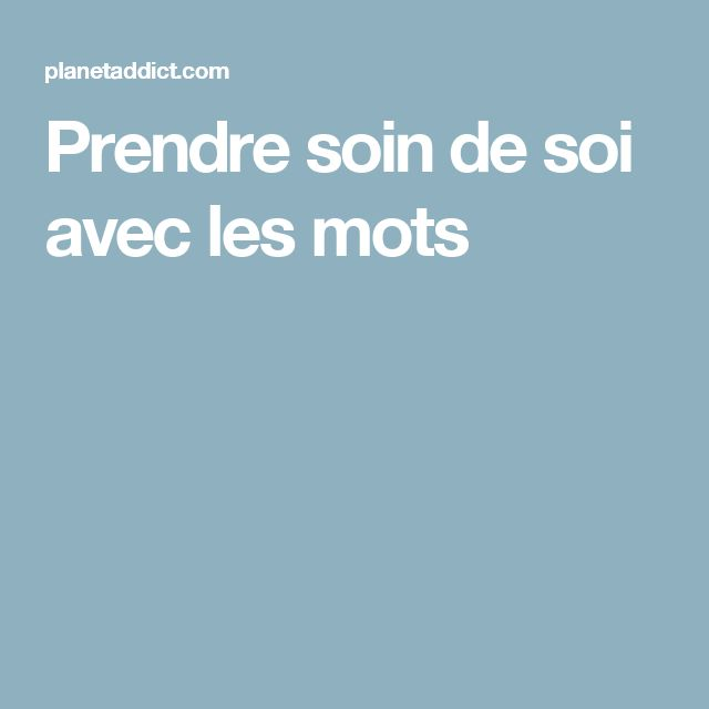 The 25 best prendre soin ideas on pinterest prendre soin de soi citations de soins de sant - Prendre soin des orchidees ...