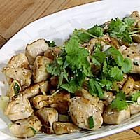 Ken Homs` kylling og cashewnøtter i wok -