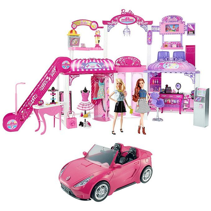 Image for Barbie Shopping Spree Gift Set from Mattel