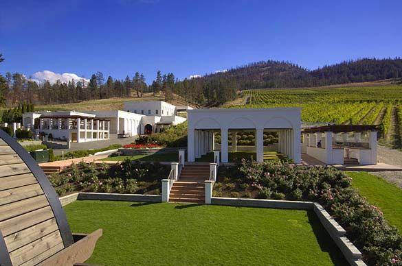 Cedar Creek Estate Winery at 5445 Lakeshore Rd, Kelowna, British Columbia V1W 4S5, Canada