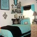 Touch of Tiffany sorority room design by Decor 2 Ur Door