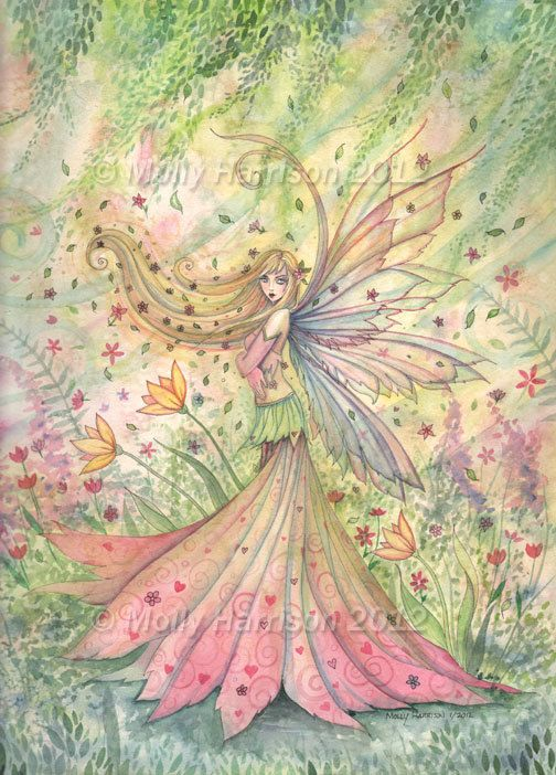 Hey, I found this really awesome Etsy listing at https://www.etsy.com/listing/91338225/fairy-print-summer-archival-fine-art