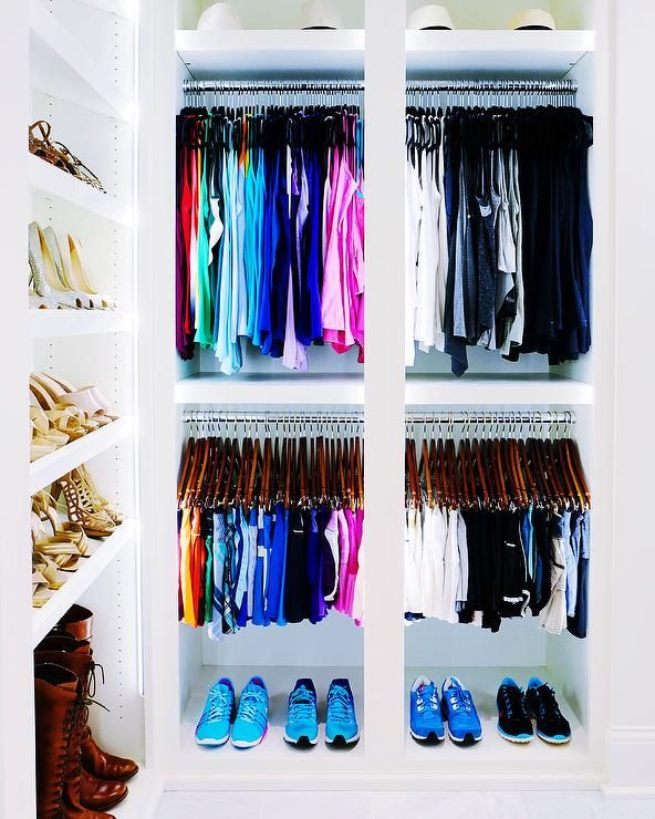 Best 25+ Color Coded Closet Ideas On Pinterest | Color Matching Clothes,  Matching Colors And Wardrobe Color Guide