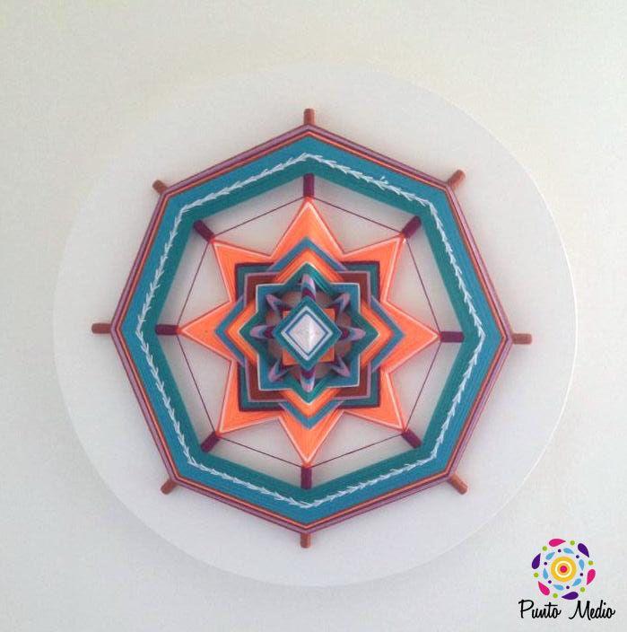 Mandala de la abundancia.  www.facebook.com/Ptomedio