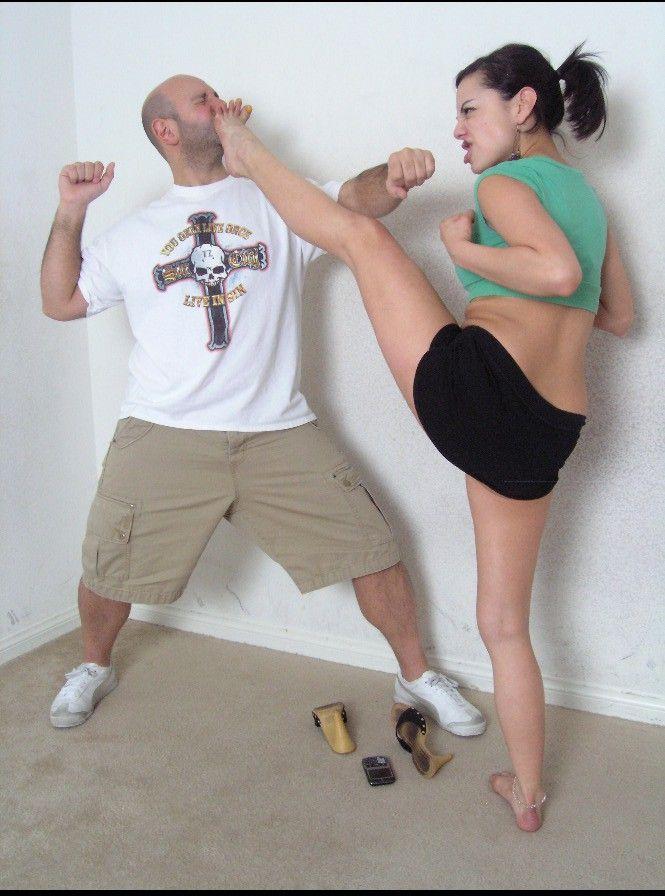 Girls kick butt sexy pics Pin On Sexy Kick Ass Karate Girls