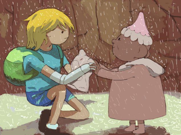 I just loved Alva - Adventure Time Islands
