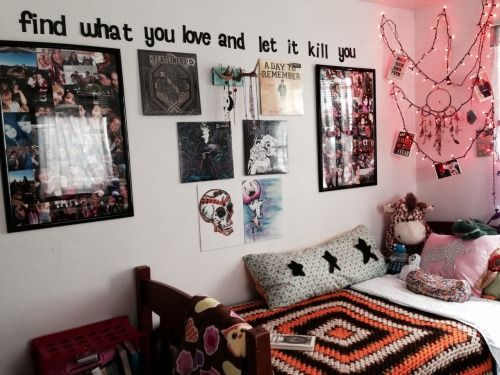 Grunge Bedroom Ideas   Google Search