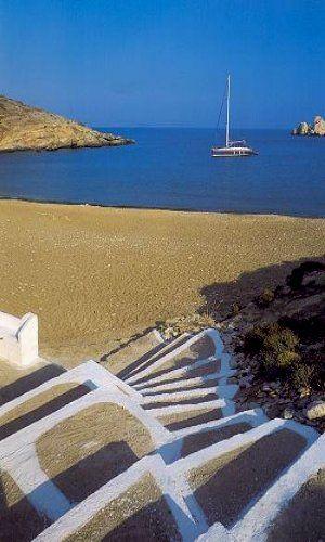 Alopronia, Sikinos Island (Cyclades), Greece