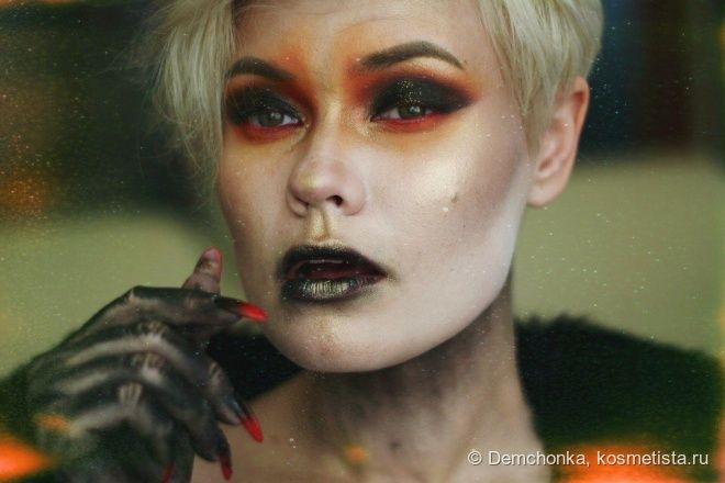 Hunger Games District 12 inspired make up tutorial — Отзывы о косметике — Косметиста