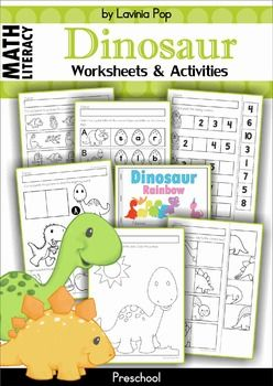This book contains a collection of worksheets, suitable for use with children in Preschool, Pre-Kindergarten, Transitional Kindergarten and Kindergarten (Prep).