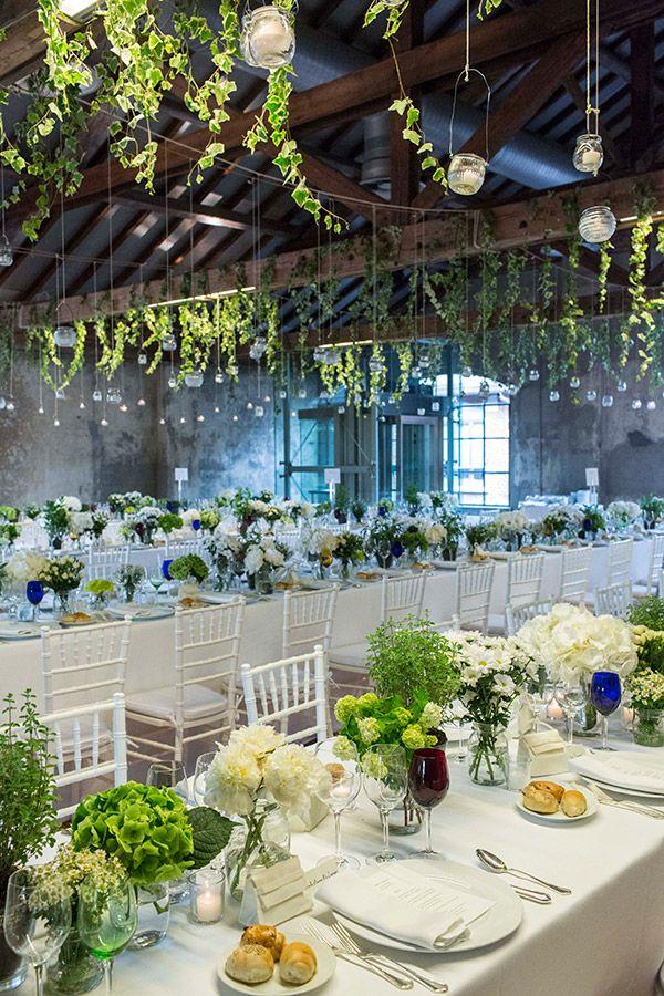 Allestimento Matrimonio Azzurro : Allestimento floreale per ricevimento di matrimonio