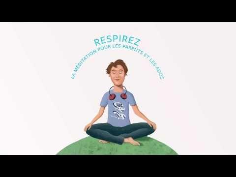 Méditation guidée pour les ados - Eline Snel