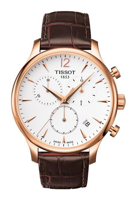 Tissot Tradition Chronograph T0636173603700