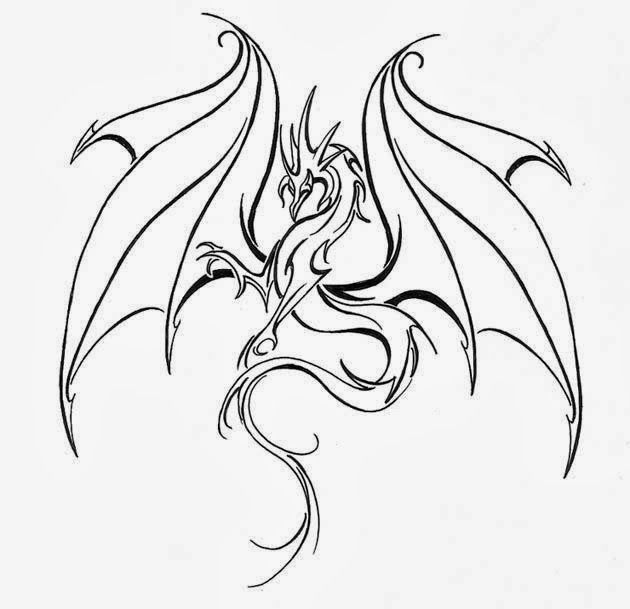 Tattoo Designs Outline: Best 25+ Tattoo Outline Drawing Ideas On Pinterest