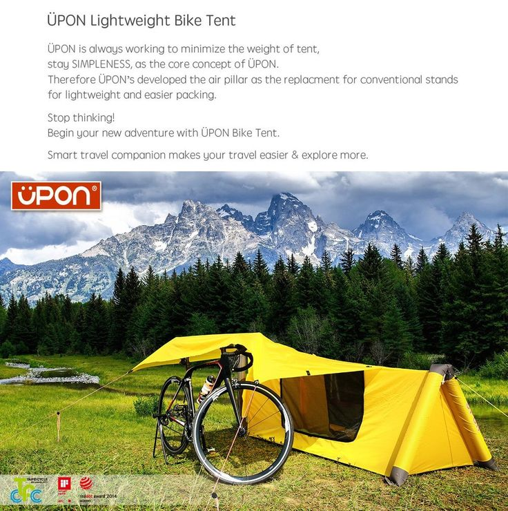 bike tent lightweight u0026 breathable 1P tent!! | TENTS | Pinterest | Tents  sc 1 st  Pinterest & bike tent lightweight u0026 breathable 1P tent!! | TENTS | Pinterest ...