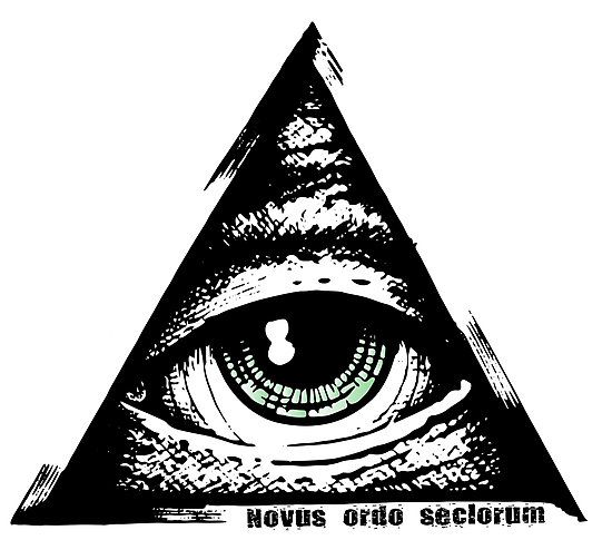 Eye Of Providence – All Seeing Eye – Novus ordo seclorum • Also buy this artwork on wall prints, apparel, stickers, and more.