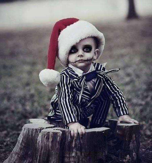 Bouh ! Un costume effrayant pour votre petit bout de chou !