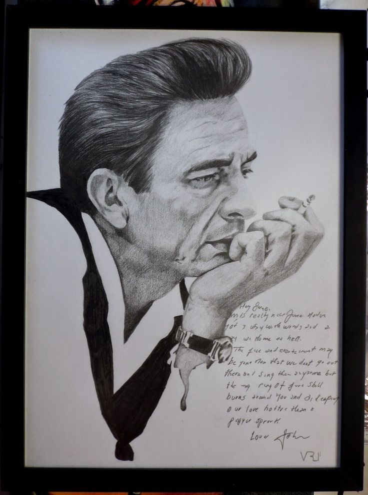 Mauro Vila Real: Letter to World - Johnny Cash - Letter to Juno Car...