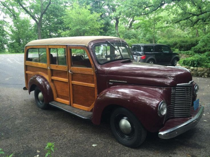 Antique International Harvester Wagon : Best images about woody on pinterest ford cars