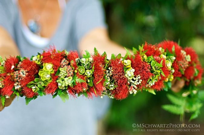 May Day Is Lei Day In Hawai I This Is A Lei Made With