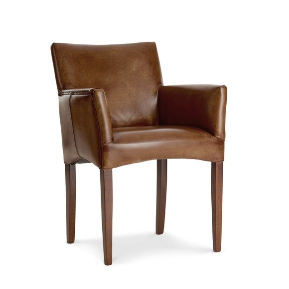 LAURIN II  leather chair