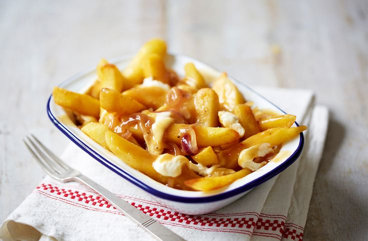 Try our version of this Canadian snack - a delicious combination of chips, gravy…
