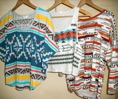 nPrimary Colors, Crop Tops, Indian Style, Tribal Prints, Bright Colors, Tribal Pattern, Tribal Style, Colors Fashion, Native American