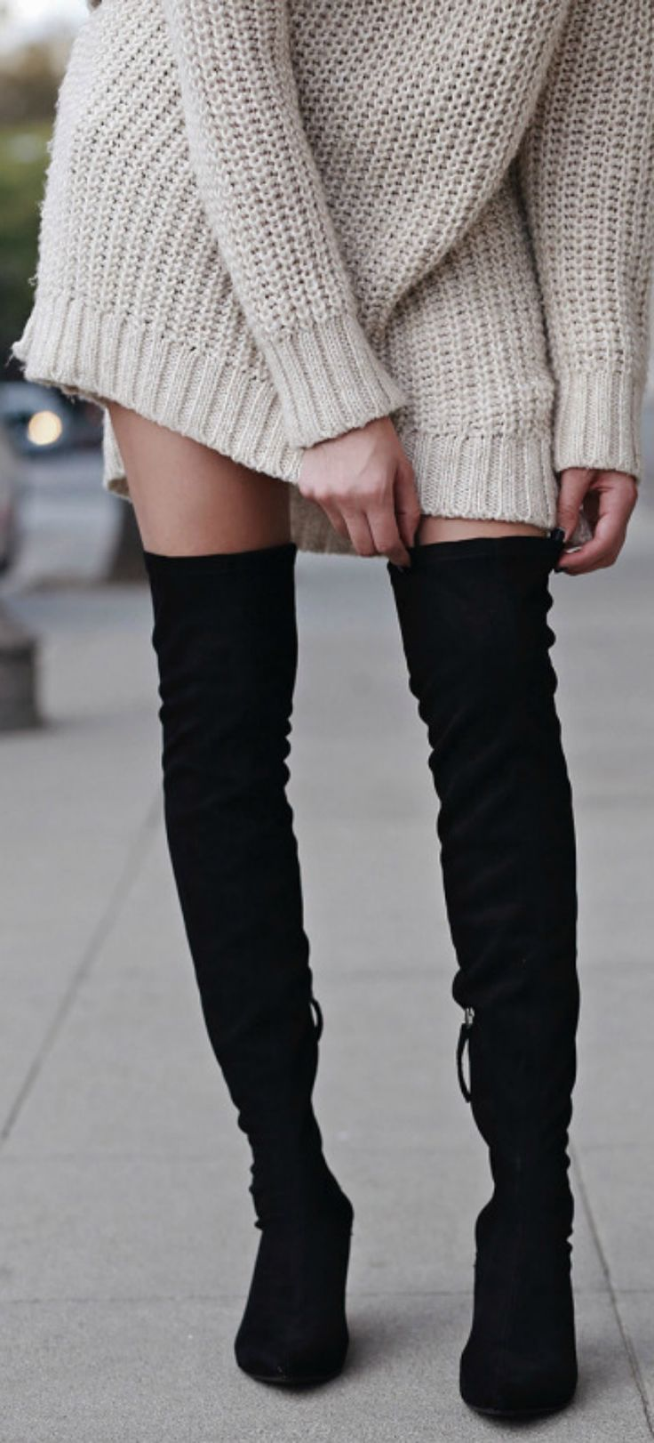 how to wear knitted ugg boots