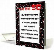 50th birthday rhymes - Bing images